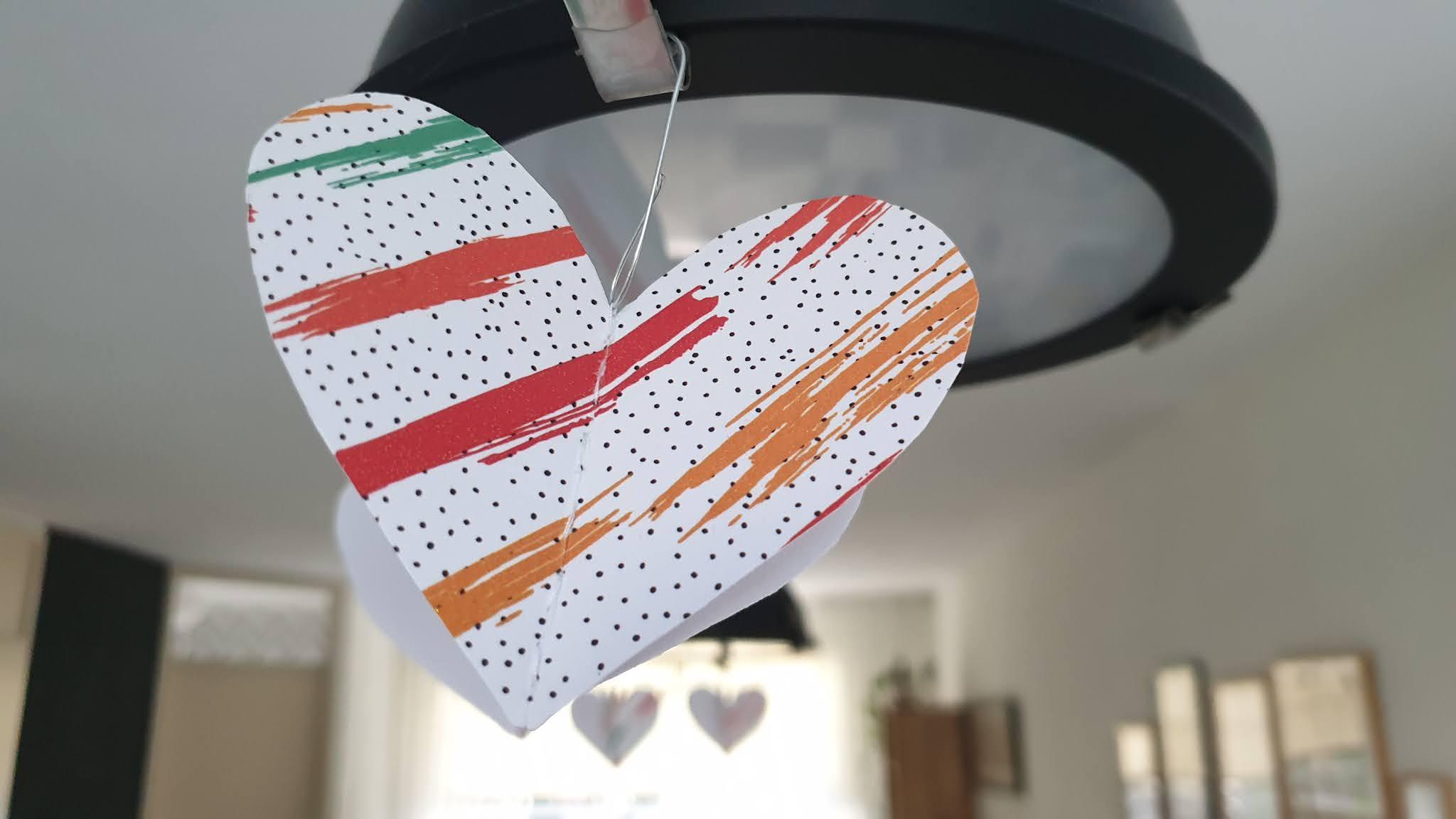 Pomysły na dekorację walentynkową