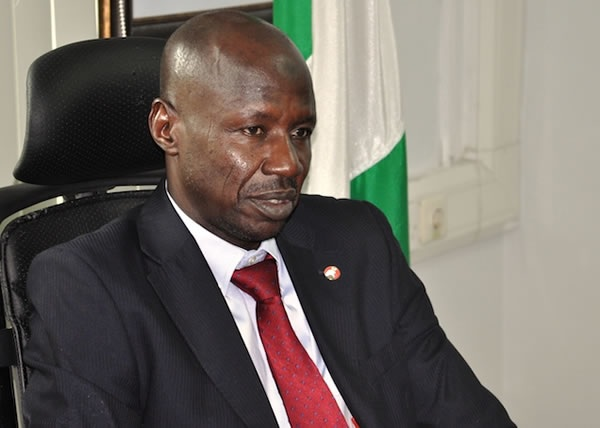 Senate fails to screen EFCC boss, Magu