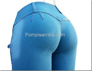 Pantalones Rotos de mezclilla para mujer 2021