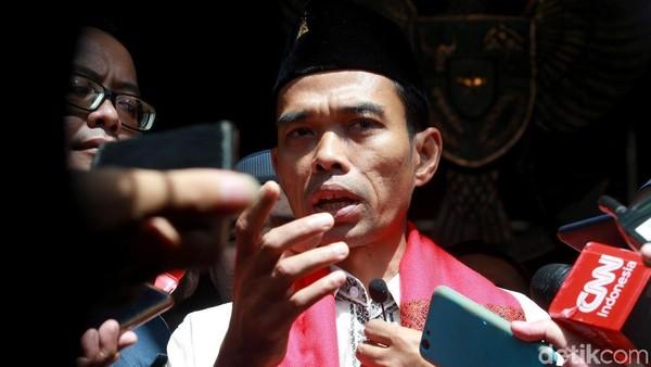 Ustaz Abdul Somad Bagikan Cara Sholat Idul Fitri di Rumah Karena Pandemi Corona