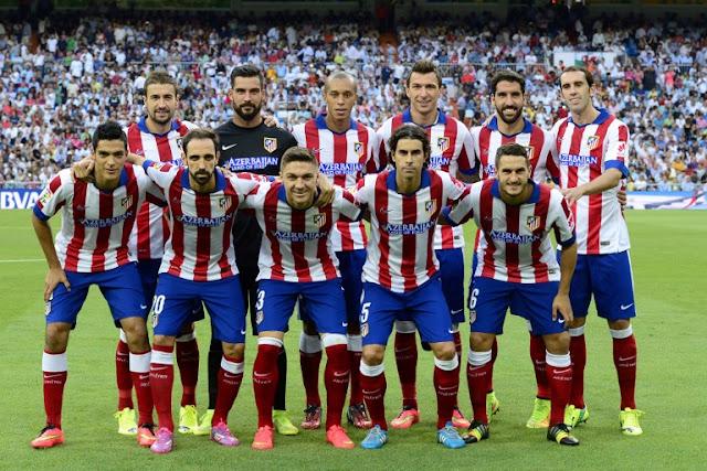 """تأهل الفريق الاسباني """" أتليتكو مدريد"""" إلي ربع نهائي """"الشامبيونزليج"""""""