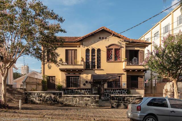 Casa na Rua Paula Gomes