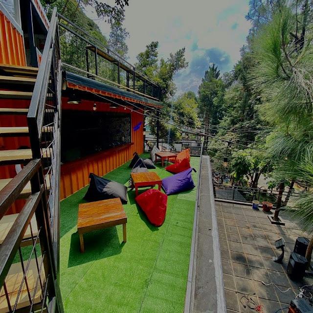 Bukit Nurmala Cafe Gunung Sari Pamijahan