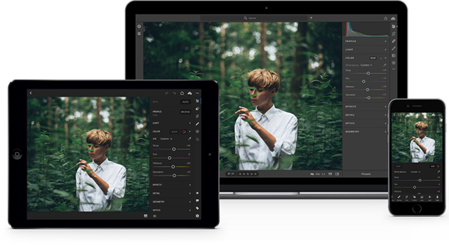 Adobe Lightroom premium Apk