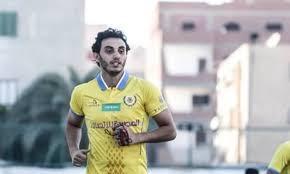 مدافع الاسماعيلي محمد مجدي
