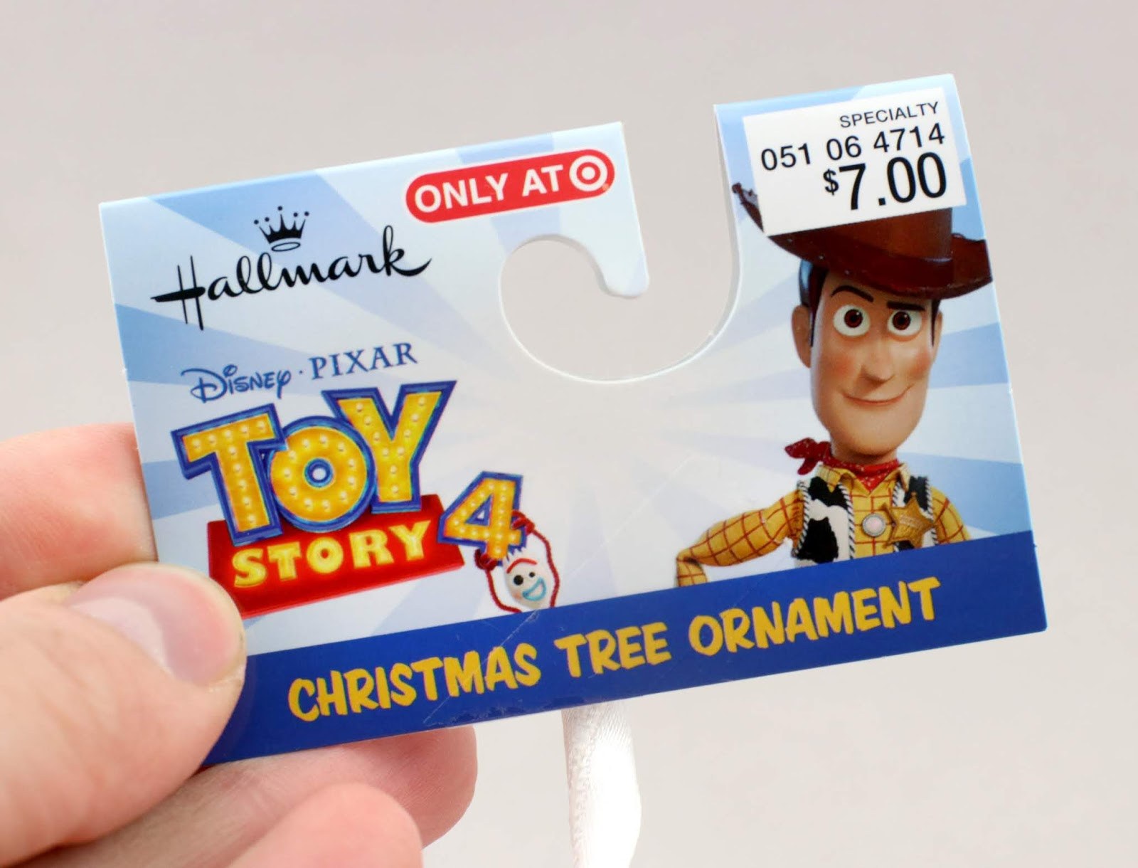toy story 4 target decoupage ornaments