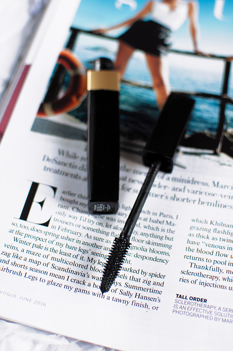 Chanel inimitable waterproof mascara, Chanel inimitable waterproof mascara applicator, Chanel inimitable waterproof mascara wand, chanel mascara review, chanel waterproof mascara review