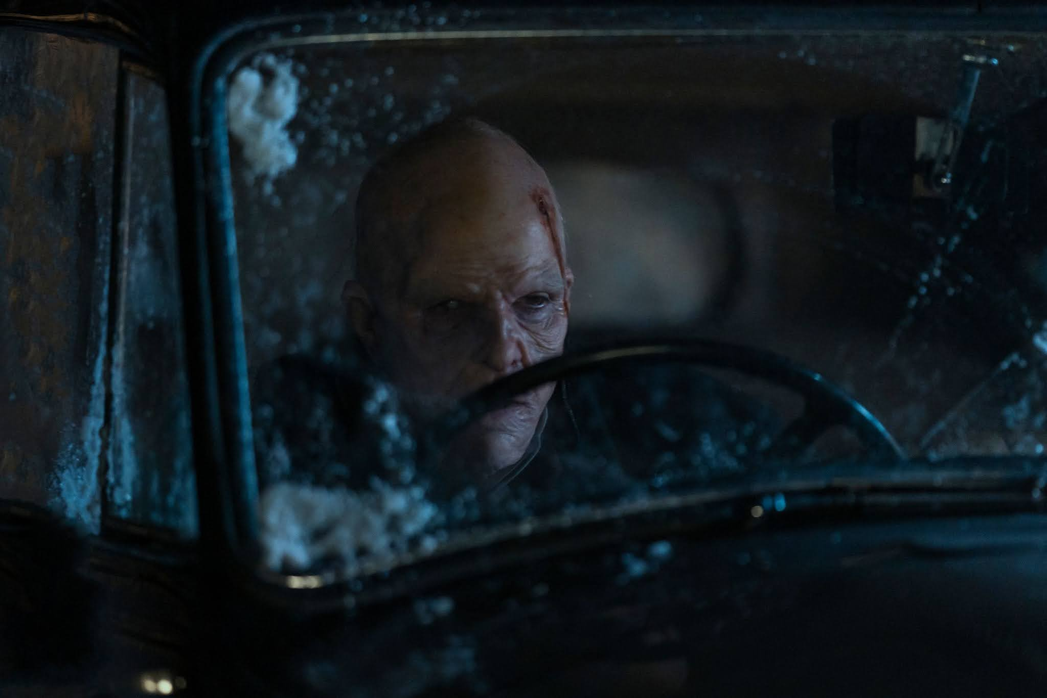 NOS4A2 - Bats - Zachary Quinto is Charlie Manx