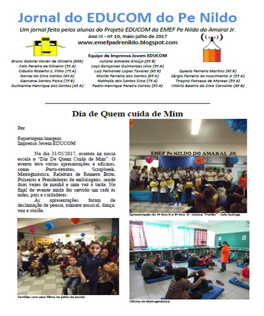 http://issuu.com/emefpadrenildodoamaraljr./docs/jornal_do_educom_02_maio_julho_2017_7998727a737be2