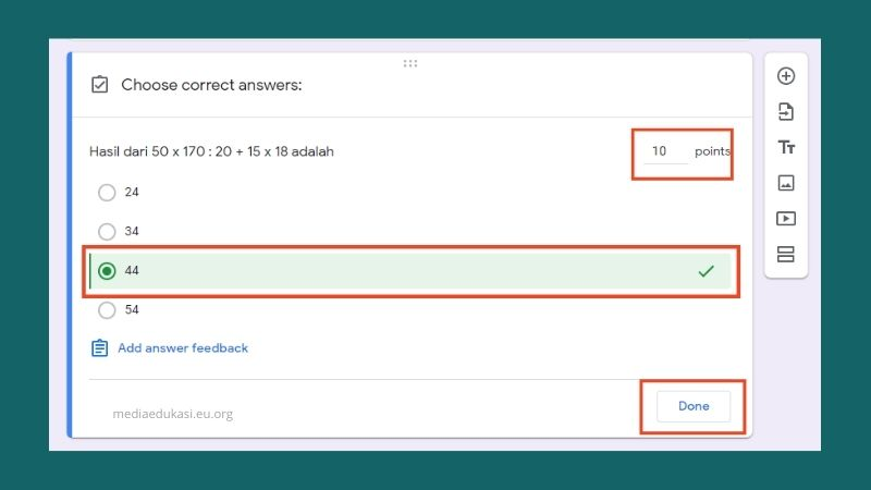 Cara Membuat Ujian Online dengan Google Forms
