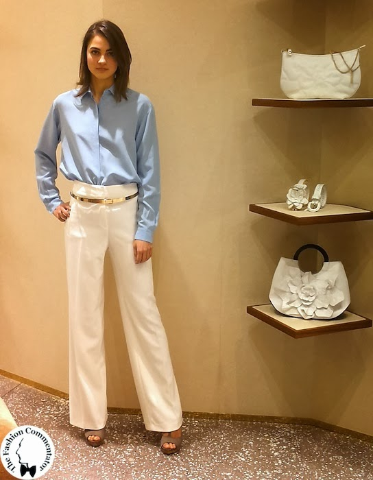 Anne Fontaine - Spring Summer 2014 - Trunk show in Florence