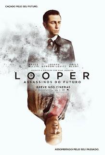 baixar capa Looper: Assassinos do Futuro   BRRip AVI + RMVB Legendado