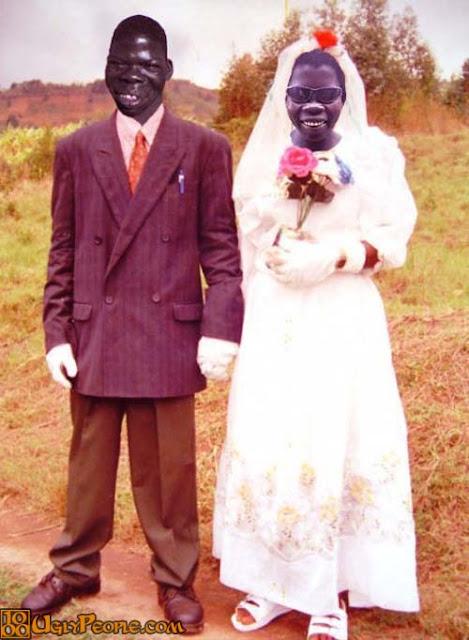 foto pasangan terunik terlucu teraneh dan ternorak di dunia-20