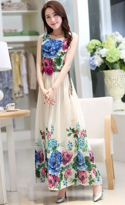 6 Tips Ampuh Memilih Dress Panjang Untuk Tubuh Mungil Hey Beiby
