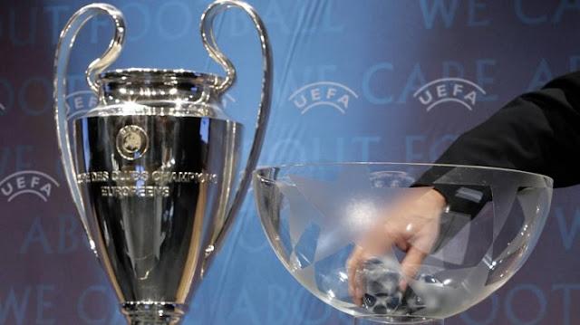 Sorteos Champions League en vivo 24 Agosto 2017