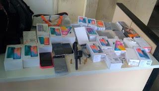 PM prende dupla, libera reféns e recupera 35 celulares após assalto em Itabuna