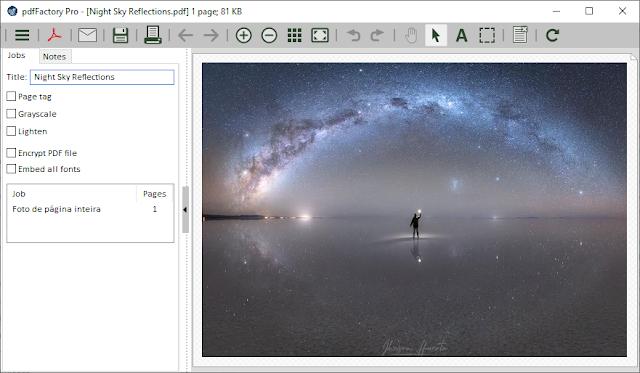 Screenshot pdfFactory Pro 7.21 Full Version
