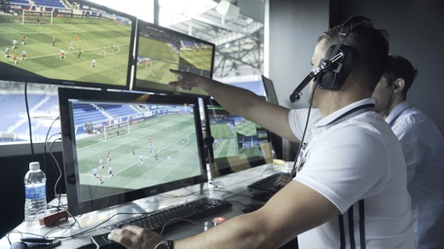 VAR Technology Fifa World Cup