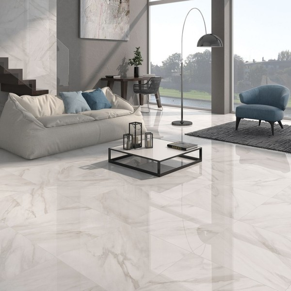 Merveilleux Best Tiles For Living Room Floor