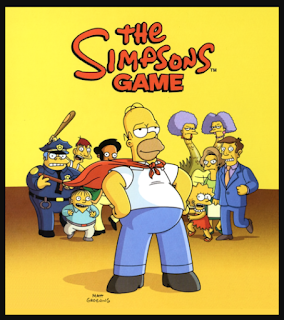 Download The Simpsons Game ISO/CSO PPSSPP Android
