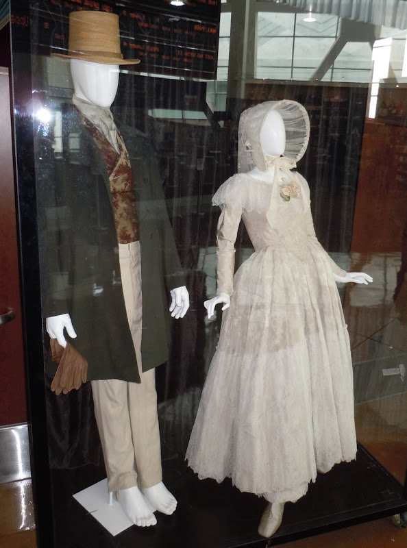 Original Jane Eyre movie costumes