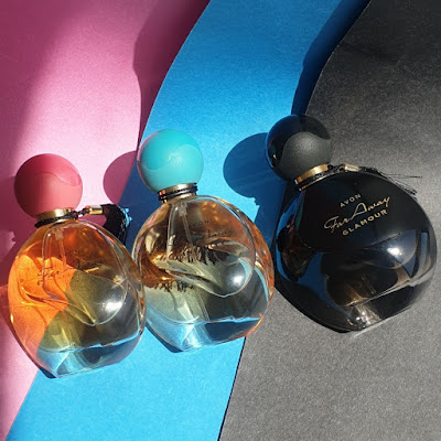 avon far away glamour edp, far away infinity edp kullananlar