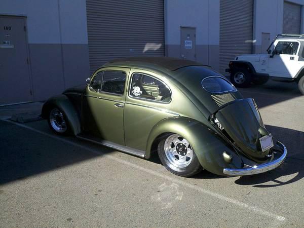Used 1953 VW Beetle Ragtop Pro Street by Owner