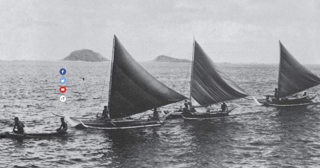 Bukti Penjelajahan Orang Nusantara Di Dunia