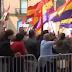 Abuchean a Felipe VI y Letizia en San Sebastián y piden fin de la monarquía