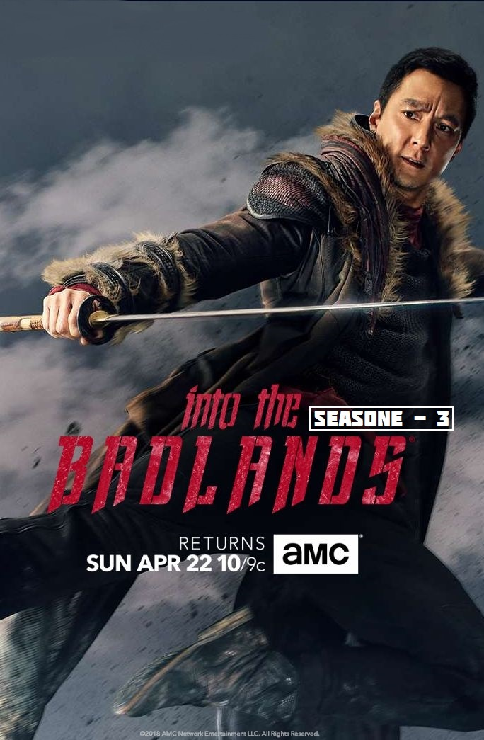 Into the Badlands [S03 EP08] Dual Audio Hindi 200MB WEB-DL 720p HEVC x265