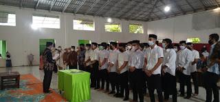 Pelantikan di hadiri Bupati Sinjai,Fauzan Resmi Pimpin Karang Taruna Sinjai Selatan