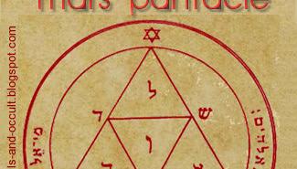 Pantacle of Mars