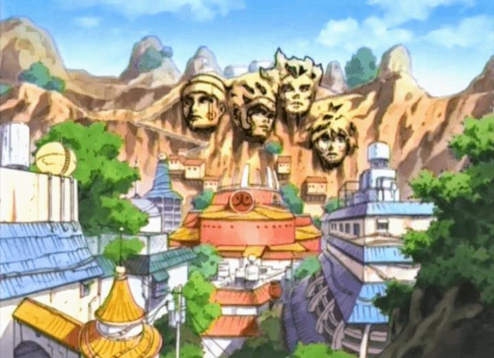 Konoha, como la aldea más poderosa, sirve como hogar y lugar de nacimiento para la mayoría de los formidables ninjas que se han visto en Naruto.