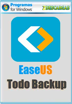 EaseUS Todo Backup - All Editions (2020) Full Español | MEGA