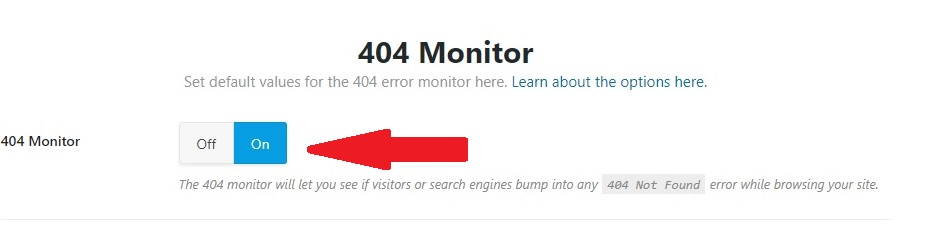 404 Monitor