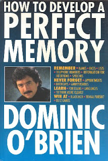 How to develop a perfect memory : Dominic O'Brien Download Free Self-help Book