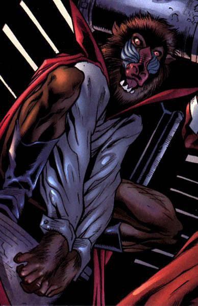 Date Rape kẻ có siêu năng lực tình dục trong Marvel