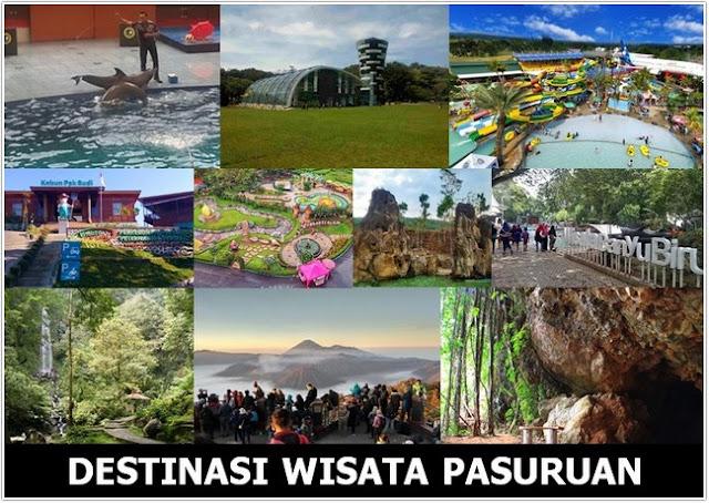 10 Top Destinasi Wisata Pasuruan