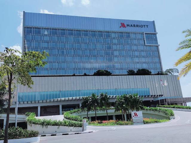 Batam Marriott Harbour Bay Batam