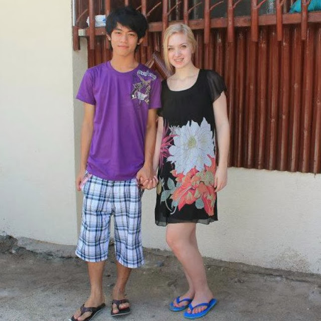 This Canadian woman flew all the way from Canada just to be with her one true love who lives in General Santos City!