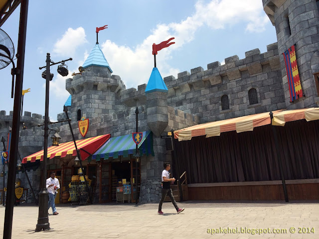 Legoland - The Dragon