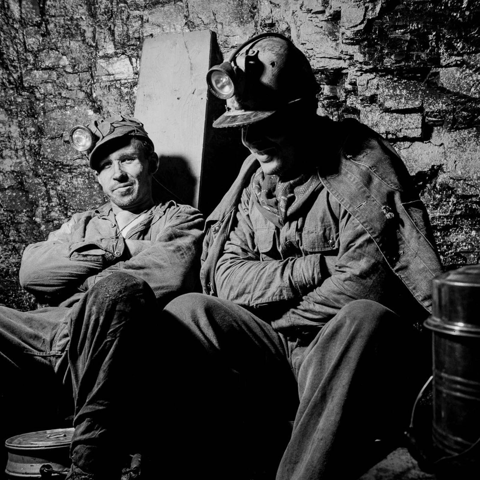 pennsylvania coal miners pictures