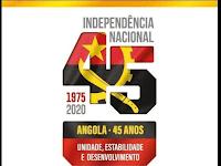 Hino dos 45 anos de independência de Angola | Download