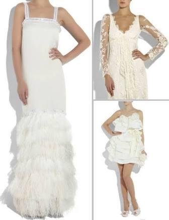 Shop Brides Wear Net A Porter Brand A Fashionable Bridal