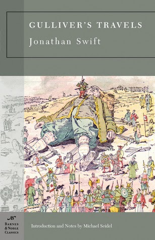 jonathan swifts theory of humanity in gullivers travels Swift's theory of humanity jonathan swift used part iv of gulliver's travels to  present his theory that reason is the essence of mankind to present his theo.