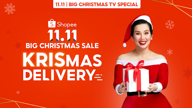 Shopee Brand Ambassador Kris Aquino Surprises Three Families this  Christmas with Special Deliveries