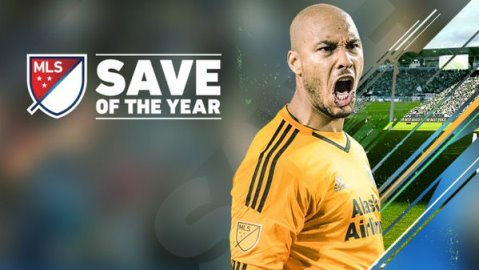 Kwarasey wins Save of the Year award in America