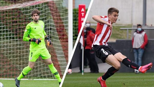 Oficial: Athletic, renuevan Ander Iru y Jaso