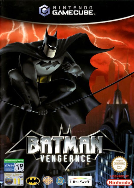 Batman Vengeance ISO GC