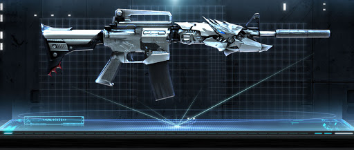 Оружие M4A1